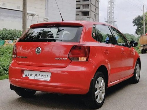 Used Volkswagen Polo 1.5 TDI Comfortline 2012 MT in Bangalore