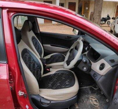 Used Hyundai Xcent 2016 MT in Bangalore