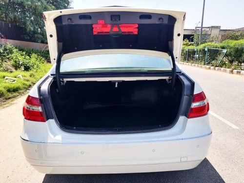Used Mercedes Benz E Class 2012 AT for sale in Gurgaon