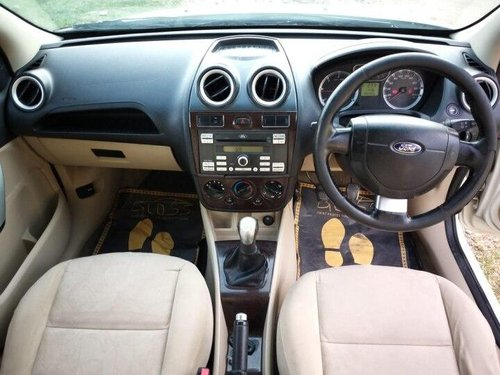 Used Ford Fiesta 2012 MT for sale in Chennai