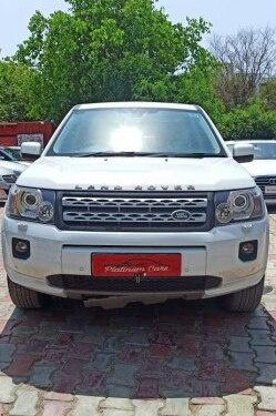 Used 2011 Land Rover Freelander 2 HSE AT for sale in Ahmedabad