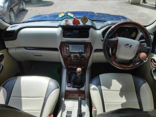 Used Mahindra Scorpio 2015 MT for sale in Mumbai