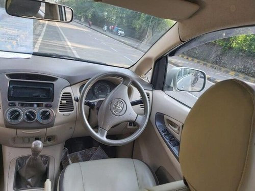 Used Toyota Innova 2008 MT for sale in Mumbai