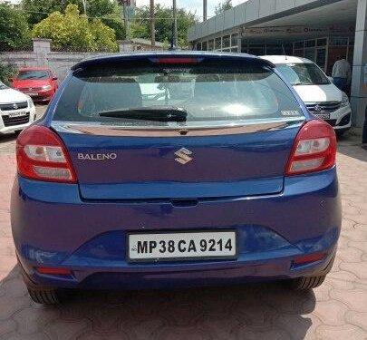 Used Maruti Suzuki Baleno Alpha 2017 MT for sale in Bhopal