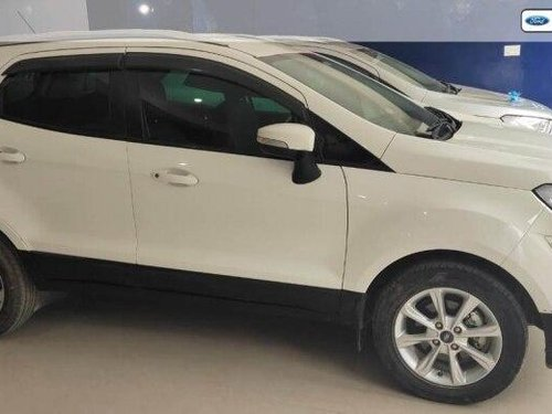 Ford Ecosport 1.5 Petrol Titanium 2018 MT for sale in Rudrapur