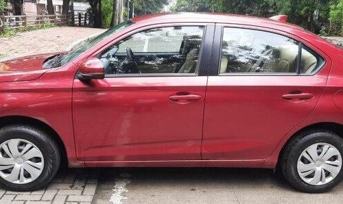 Used Honda Amaze S CVT Diesel 2018 AT for sale in Pune