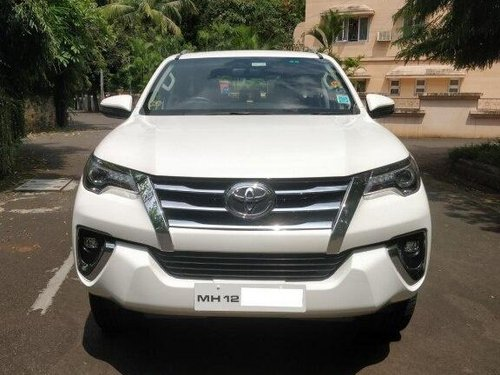 Used Toyota Fortuner 2017 MT for sale in Pune