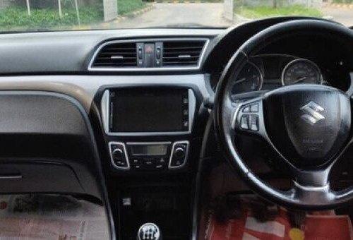 Used Maruti Suzuki Ciaz 2017 MT for sale in Gurgaon
