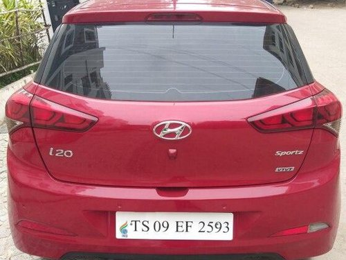 2015 Hyundai Elite i20 MT for sale in Hyderabad