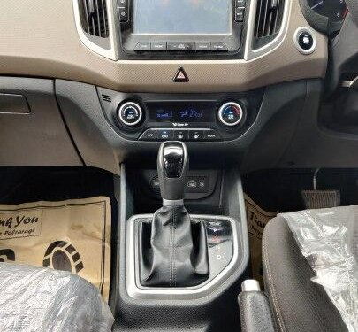 Used Hyundai Creta 2016 AT for sale in Gurgaon