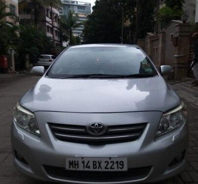 Used 2009 Toyota Corolla Altis 1.8 GL MT for sale in Pune