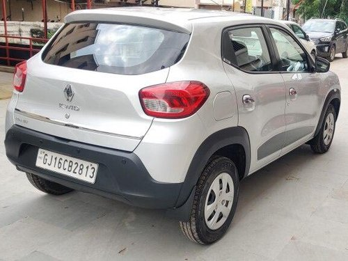 Used Renault Kwid RXL 2017 MT for sale in Ahmedabad