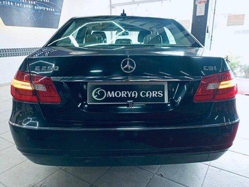 Mercedes-Benz E-Class E350 Petrol 2012 AT for sale in Mumbai