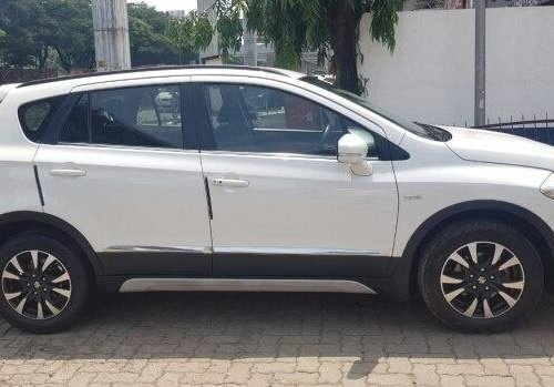 Used Maruti Suzuki S Cross Zeta DDiS 200 SH 2018 MT for sale in Pune