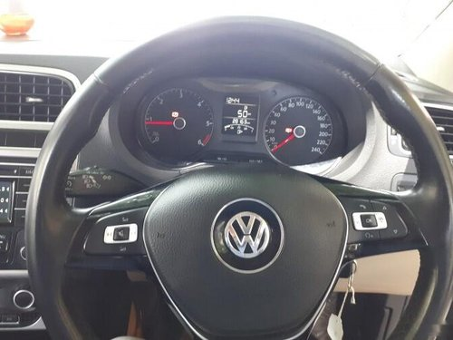 Used 2016 Volkswagen Polo MT for sale in Hyderabad