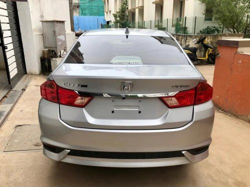 Used 2018 Honda City 1.5 V MT for sale in Chennai