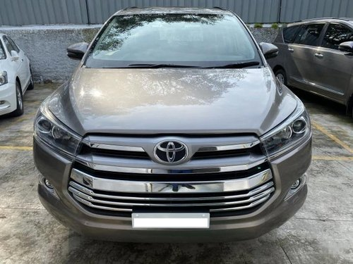 Used Toyota Innova Crysta 2.4 VX MT 2019 MT for sale in Pune