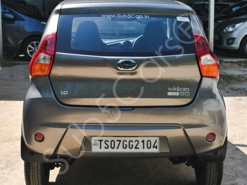 Used Datsun Redi-GO T Option 2018 AT for sale in Hyderabad