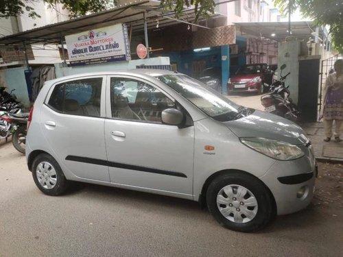 Hyundai i10 Sportz 2008 MT for sale in Chennai