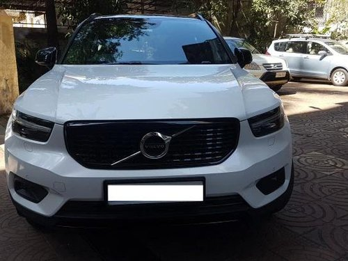 Used Volvo XC40 D4 R-Design 2018 AT for sale in Mumbai