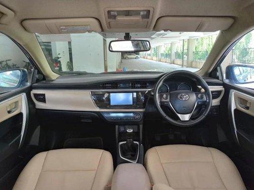 Used Toyota Corolla Altis 1.8 G 2015 MT for sale in Mumbai