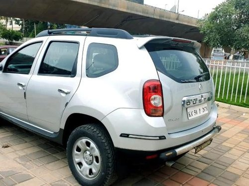 Renault Duster 110PS Diesel RxL 2015 MT for sale in Bangalore