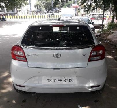 Used 2019 Toyota Glanza MT for sale in Hyderabad