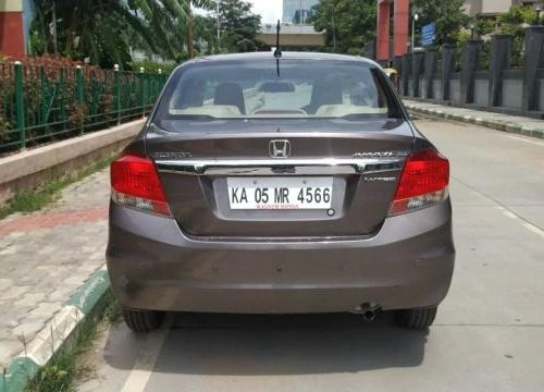 Used Honda Amaze VX Petrol 2015 MT for sale in Bangalore