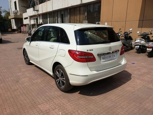 Used Mercedes Benz B Class B180 2015 AT for sale in Mumbai-3