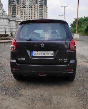 Maruti Suzuki Ertiga VDI 2015 MT for sale in Mumbai