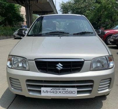 Used Maruti Suzuki Alto 2008 MT for sale in Mumbai -1