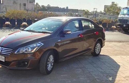 Used 2017 Maruti Suzuki Ciaz MT for sale in Rajkot