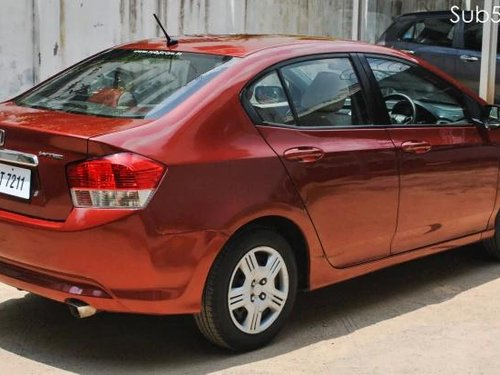 Used 2009 Honda City 1.5 S MT for sale in Hyderabad