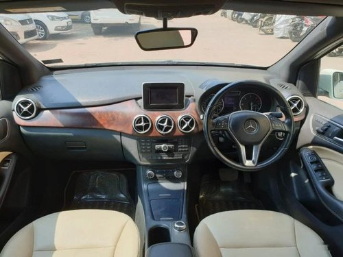 Used Mercedes Benz B Class B180 2015 AT for sale in Mumbai-5