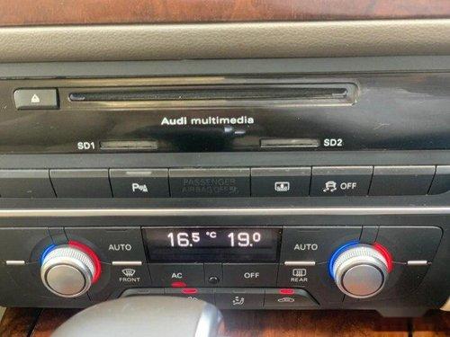 Audi A6 2.0 TDI Premium Plus 2013 AT for sale in New Delhi