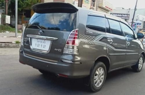 Used Toyota Innova 2009 MT for sale in Hyderabad