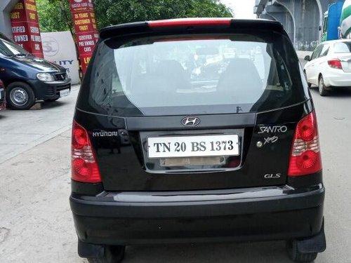 Hyundai Santro GLS I - Euro I 2010 MT in Chennai