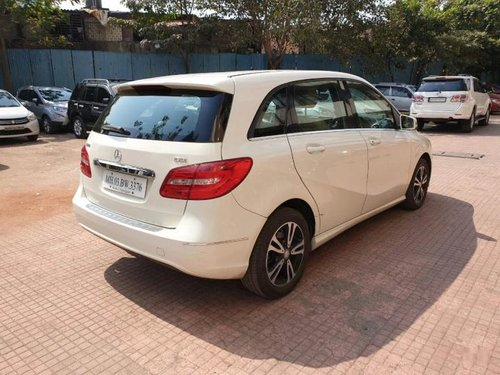 Used Mercedes Benz B Class B180 2015 AT for sale in Mumbai-7