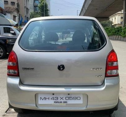 Used Maruti Suzuki Alto 2008 MT for sale in Mumbai