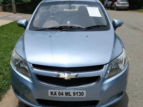 Used 2013 Chevrolet Sail LT ABS MT for sale in Bangalore