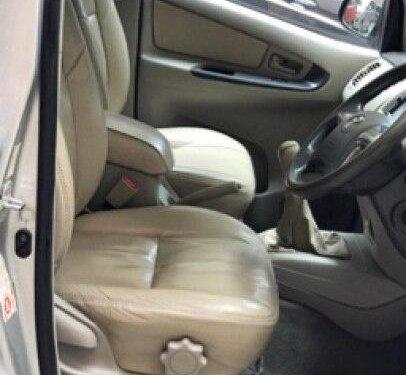 2014 Toyota Innova 2.5 G (Diesel) 8 Seater BS IV MT in Mumbai