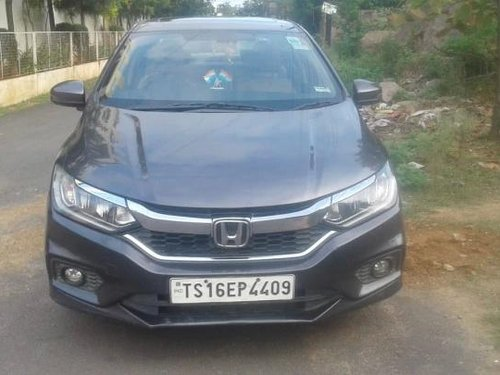 2017 Honda City i-DTEC ZX MT for sale in Hyderabad