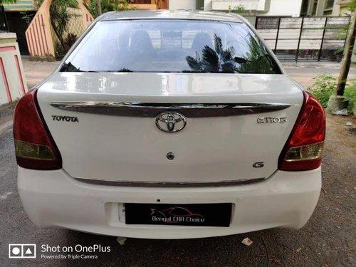 Toyota Platinum Etios G 2011 MT for sale in Kolkata