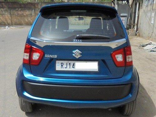 2017 Maruti Ignis Alpha MT for sale in Jaipur