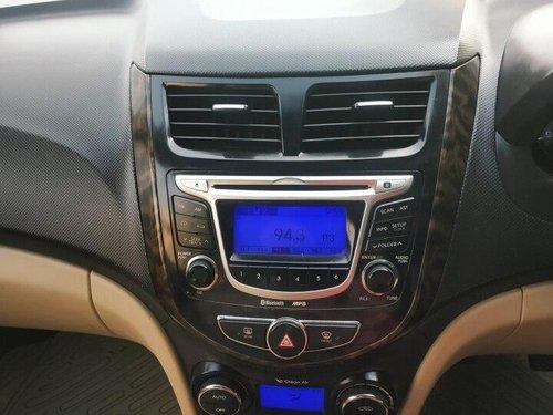 2012 Hyundai Verna MT for sale in Ahmedabad