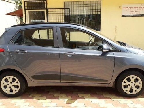 2016 Hyundai Grand i10 1.2 Kappa Magna MT for sale in Bangalore
