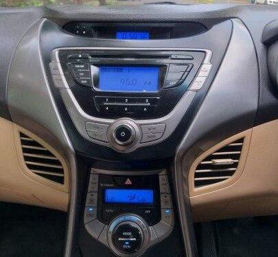 Used Hyundai Elantra CRDi S 2013 for sale MT in Ahmedabad