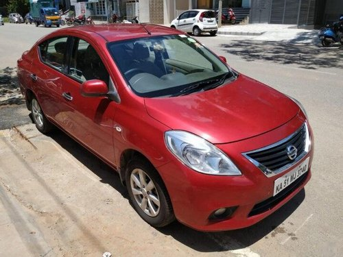 Used 2012 Nissan Sunny 2011-2014 XV MT for sale in Bangalore