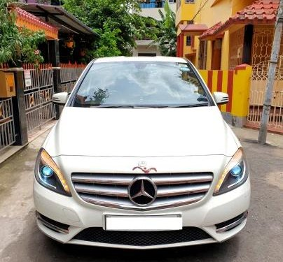 Used 2015 Mercedes Benz B Class B180 AT for sale in Kolkata