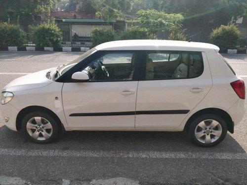 2011 Skoda Fabia 1.4 MPI Elegance MT for sale in New Delhi